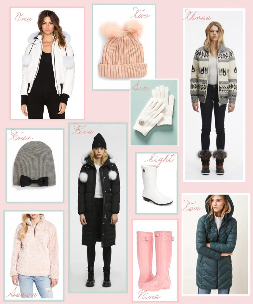 Moose Knuckles winter jackets and coats, sharing my winter favorites