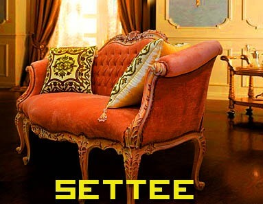 Settee
