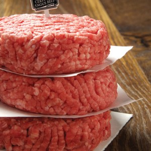 Hamburger Patty 80/20 ~ Certified Angus Beef