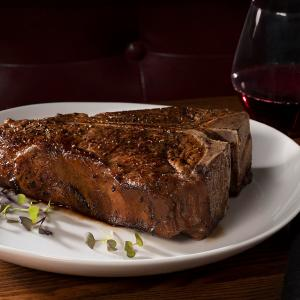 Prime Porterhouse Steak ~ Certified Angus Beef