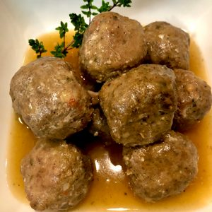 Wagyu Beef Meatballs ~ High Plaines Wagyu