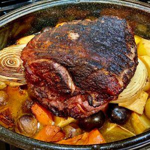Colorado Lamb Leg Roast