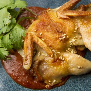 Spanish Quail, Semi-Boneless