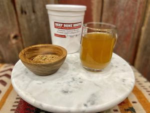 Golden Beef Bone Broth