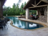 Custom Swimming Pool and Spa Photos | Charlotte | Waxhaw ...