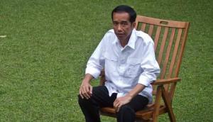 Jokowi Sedekah Rp 1.000