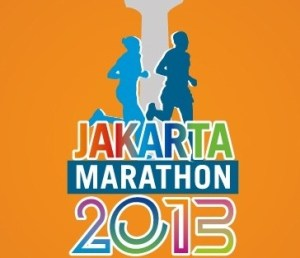 Melanie, Juara 10K Berlaga di Jakarta Marathon