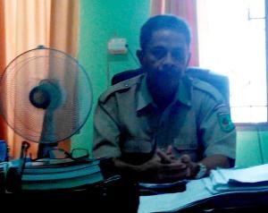 FHOTO Kadis PU Tamben KLU, Drs H Raden Nurjati