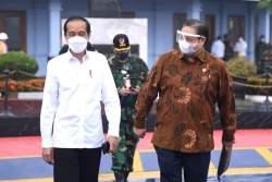 Kunker ke DIY dan Jateng, Presiden Akan Tinjau Vaksinasi Massal