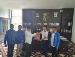 Pemda Lotim Dukung Kongres XX PMII di BLKI Lombok Timur