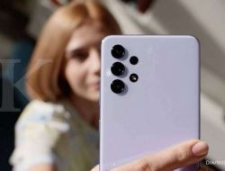 Harga Samsung A32 Terbaru, Cuma Rp 3 Jutaan