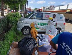 Penyekatan di Mataram 10.487 Masyarakat Berhasil Menunjukkan Kartu Vaksin