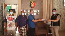 Dugaan Korupsi di Desa Jembatan Kembar Timur Dilaporkan ke Polda NTB