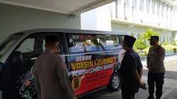 Mobil Gerai Serbuan Vaksinasi, Cara Lombok Barat Jangkau Vaksinasi di Pelosok