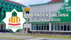 PMB Pascasarjana UIN Mataram