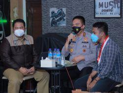 Dialog Publik GMNI NTB, Kapolda : kebersamaan Sangat Penting Untuk Menjaga Kamtibmas di NTB