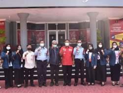Kakanwil Kemenkumham NTB, Sambut Kunjungan Mahasiswa Unram