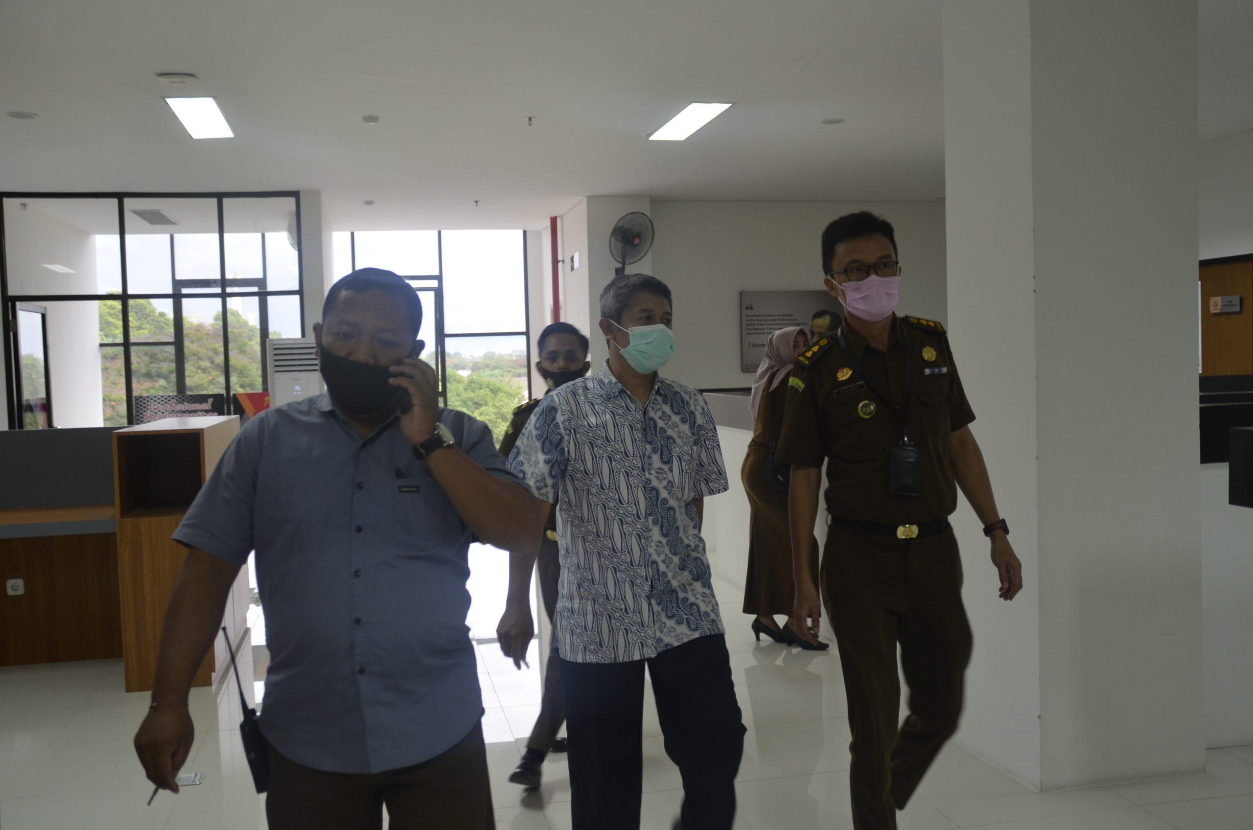 Kepala UPT Asrama Haji Embarkasi Lombok Ditahan Kejati