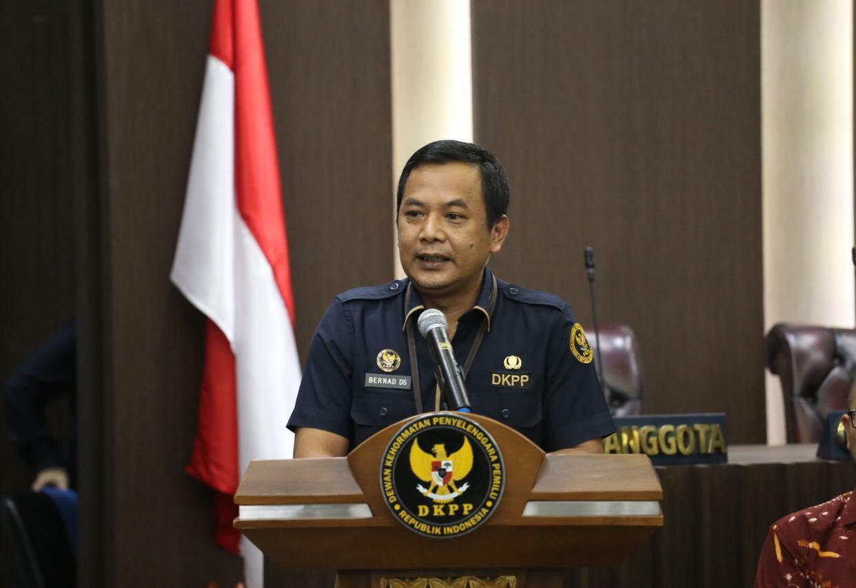 DKPP Akan Periksa Penyelenggara Pemilu di Kota Mataram.