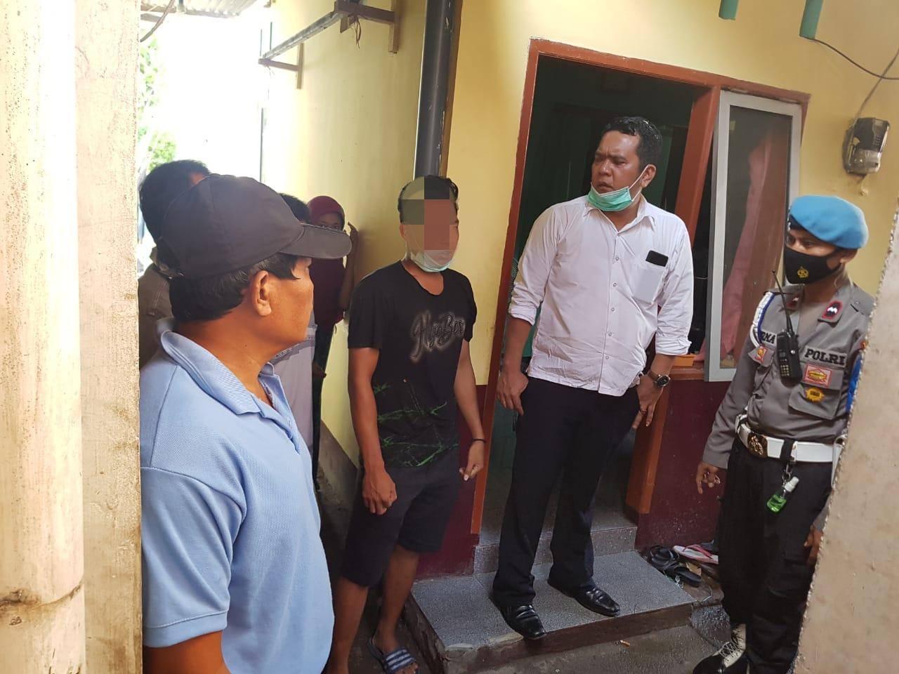 Pelaku Curanmor Gasak Motor Bonus STNK di Kelurahan Punia