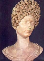 roma donna acconciatura 3