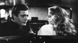 roma fotogramma de La dolce vita, Fellini