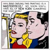 Roy Lichtenstein Masterpiece