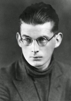Samuel Beckett verso il 1920