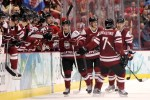 LATVIA HOCKEY