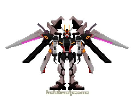 pxl-gundam-strike-noir-pixel-art-mecha