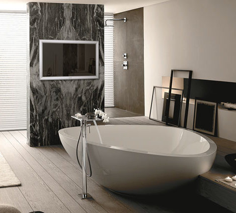 Bathroom TV  httplometscom