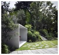 modern garden pavilion | http://lomets.com