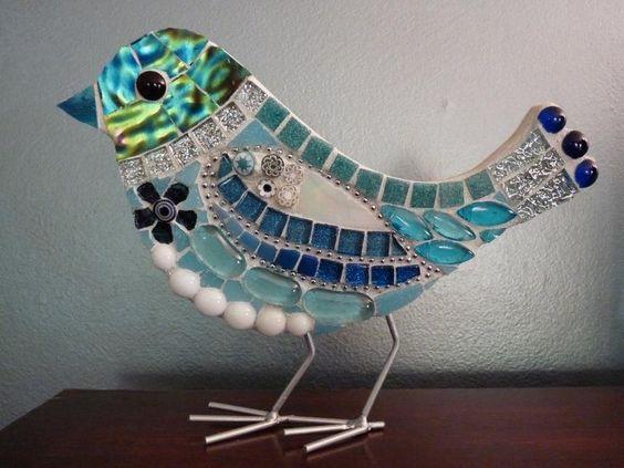 mosaic birds  httplometscom