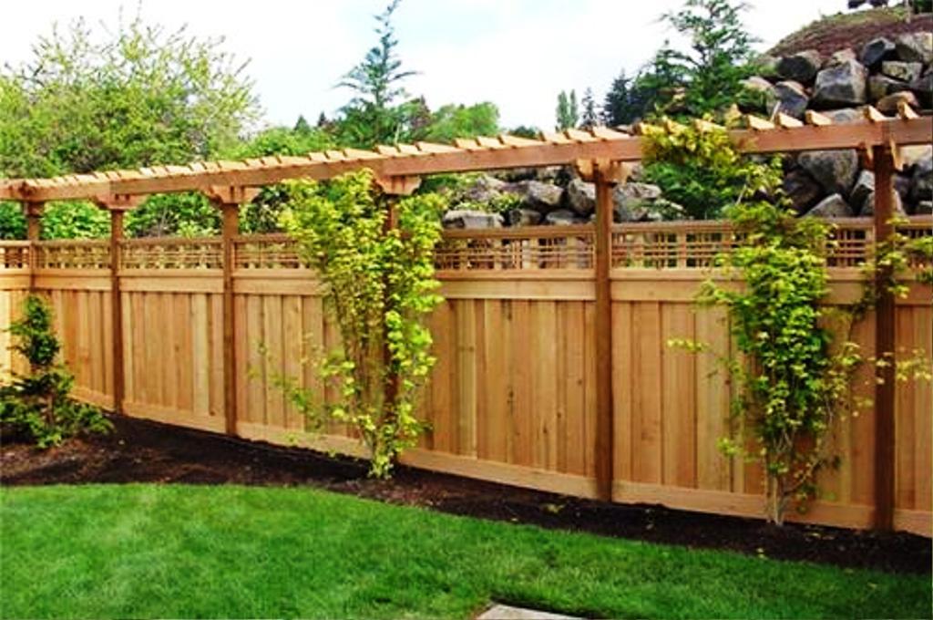 Modern Fence Planter Http Lomets Com