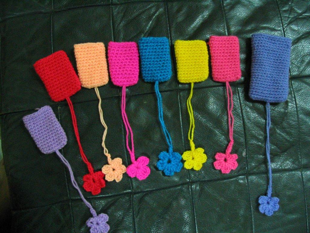 Crochet Luggage Tag Http Lomets Com
