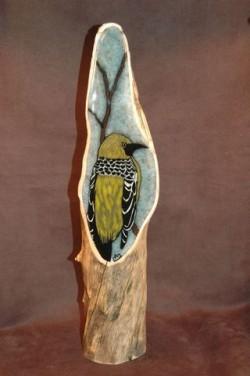 mosaic in driftwood  httplometscom