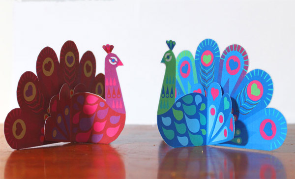Peacock Printable Craft Patterns Httplometscom
