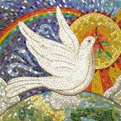 Beautiful Mosaic Dove Http Lomets Com