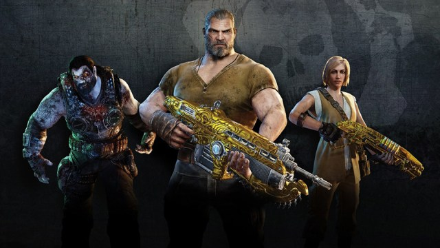 gears of war 4 pack