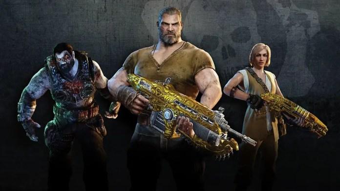 gears of war 4 pack