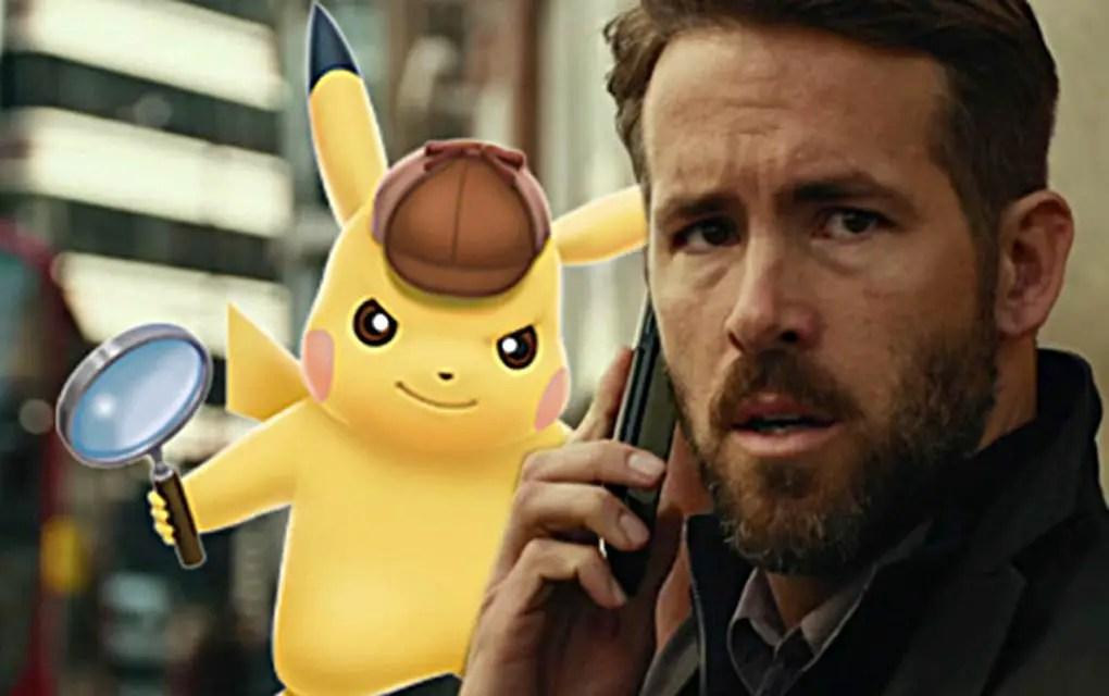 Detective Pikachu se estrenará en mayo del 2019