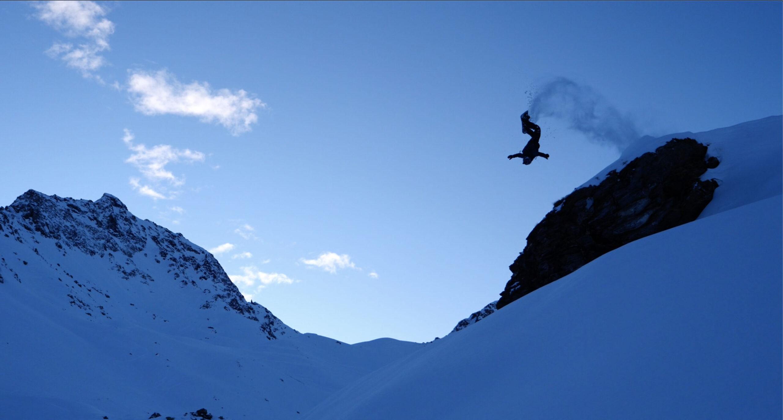 Snowboard – Eliot Daenzer : Par goût du risque