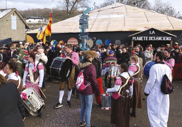 Concours de tambours : 64 formations en lice