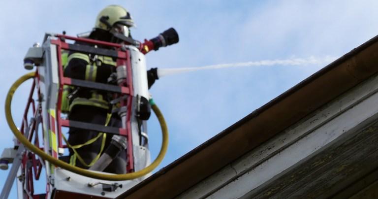Week-end chargé pour les pompiers : Incendie dans une menuiserie