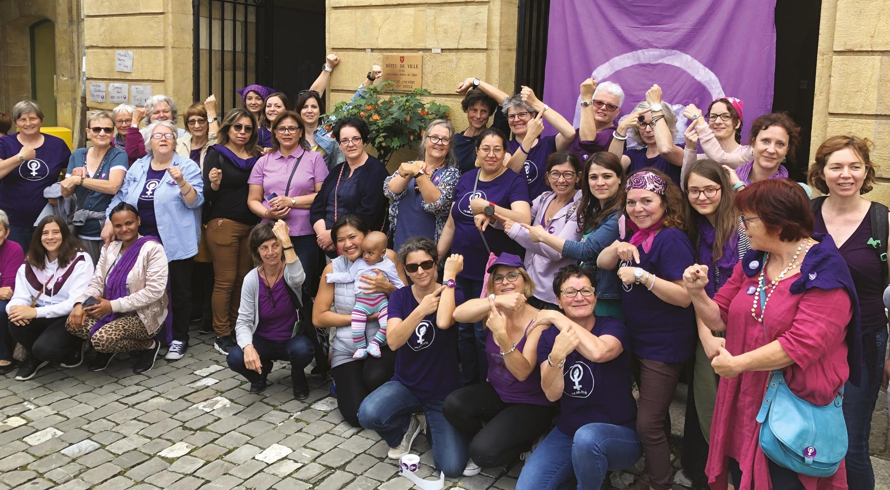 Grève des femmes : N'importe quoi!