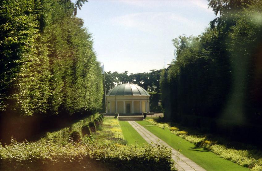 Pavillon in Malmö