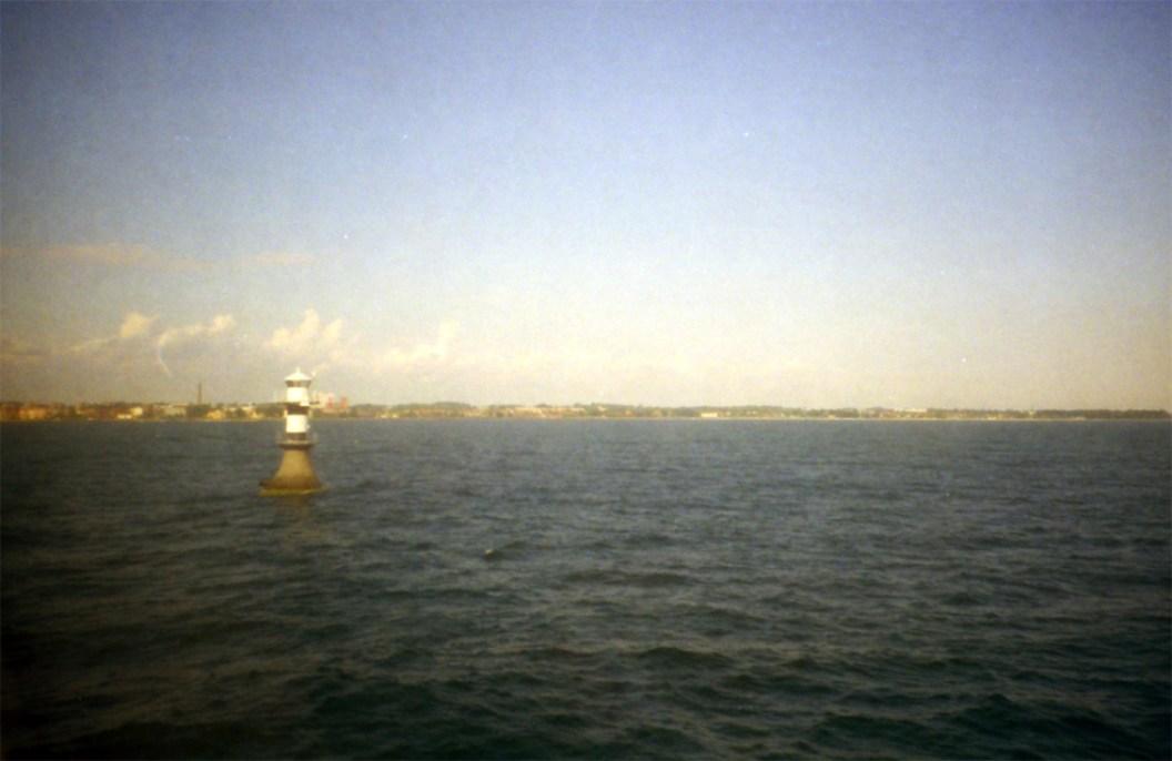 Schweden in Sicht! (oder ist das noch Rostock?!)