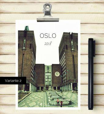Kalender Oslo 2018