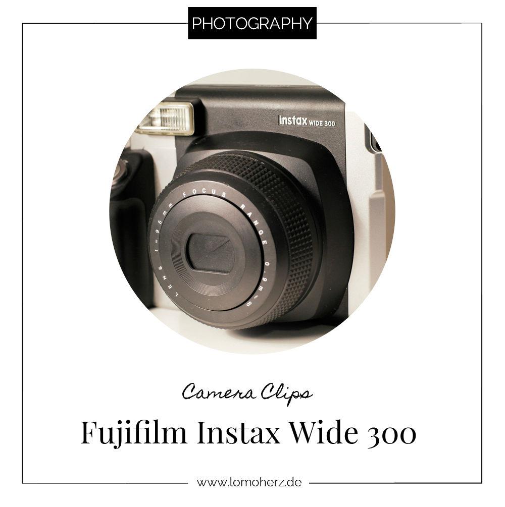 Fujifilm Instax Wide 300 (c) Lomoherz
