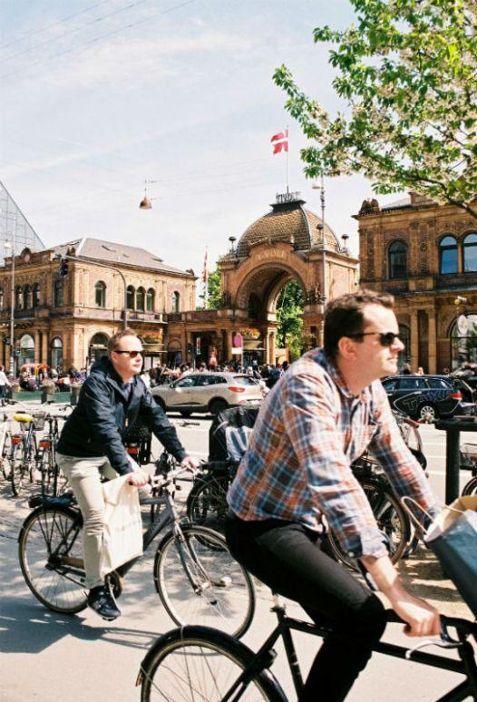 Eine Stunde Kopenhagen   One hour Copenhagen (c) Lomoherz